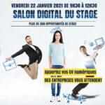 Le Salon digital  du stage