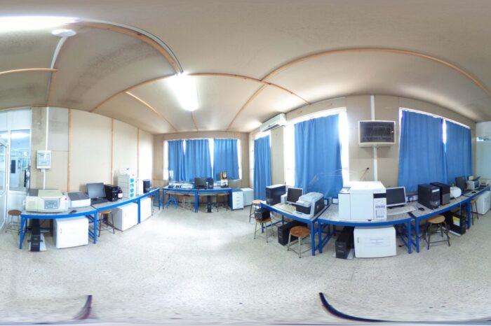 4-Chemistry Analysis Lab