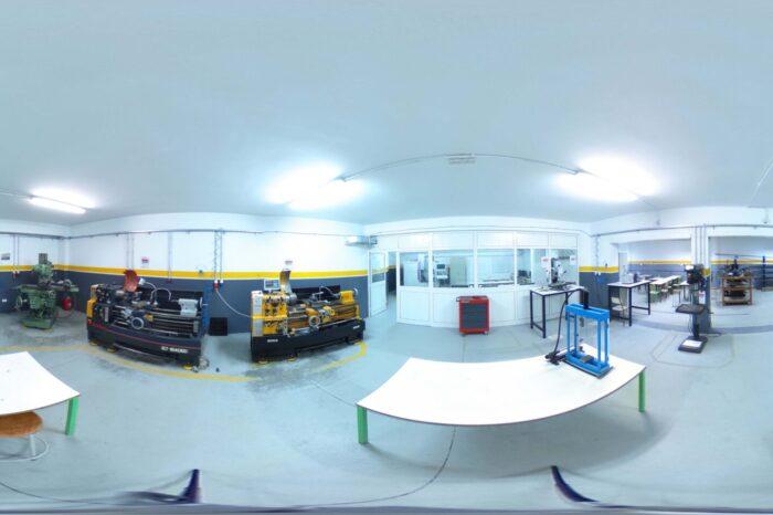 9-Mechanical production - CNC Workshop