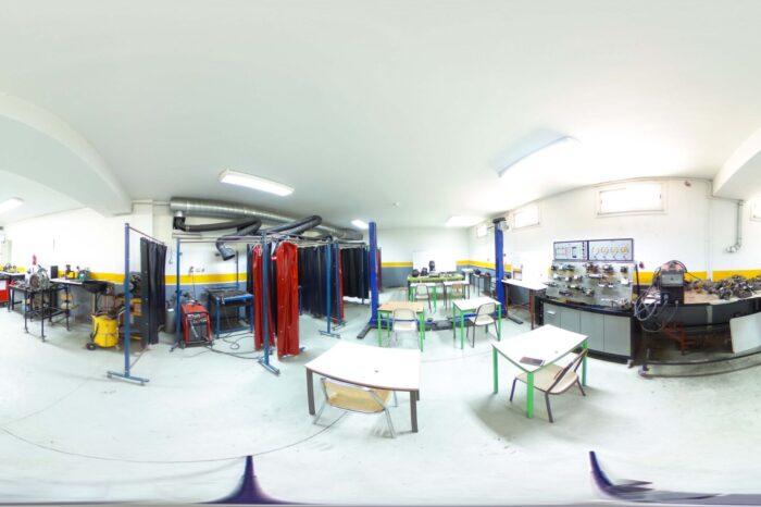 Welding-NDT-Pneumatics Workshop
