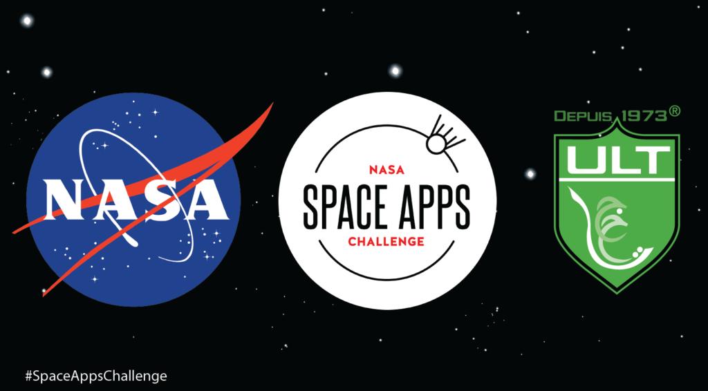 NASA : L'UNIVERSITÉ ULT retenue pour abriter NASA International Space Apps Challenge