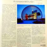 L'ARCHITECTURE & L'ESPACE