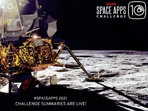 Université privée & Nasa Space Apps