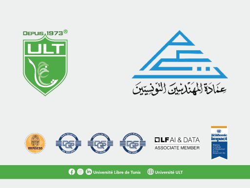 L'Ecole Polytechnique de l'ULT RECONNUE PAR L'ORDRE DES INGÉNIEURS TUNISIENS